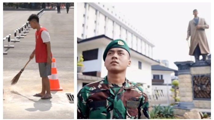 Kisah Persahabatan Kuli Bangunan di Mabes TNI, Salah Satu dari Mereka Jadi Prajurit