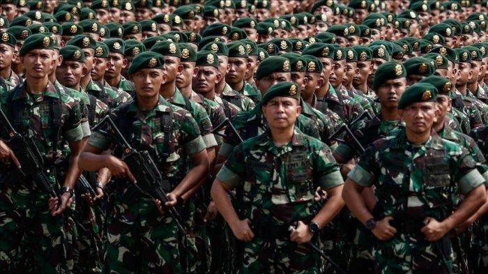 KKB Teroris Papua Segera Tamat? Prajurit TNI Pilihan Tiba di Lokasi Persembunyian KKB