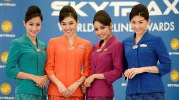 Ternyata Begini Seragam Pramugari Garuda Indonesia Sejak 1949 Sampai Saat Ini