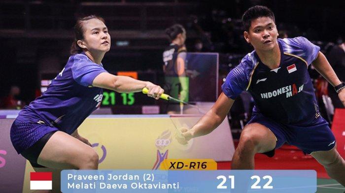 Hasil Thailand Open 2021, Praveen/Melatih Menang Muda, Lolos ke Semifinal