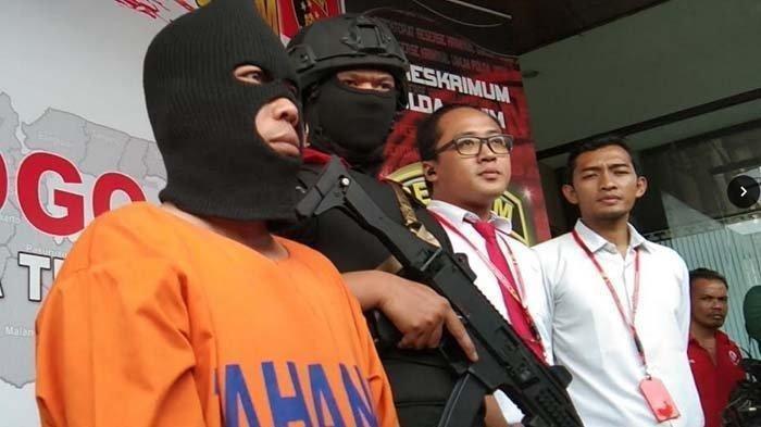 Ditreskrimum Polda Jatim Tangkap Ketua Penyuka Sesama Jenis di Tulungagung, 11 Pelajar Jadi Korban