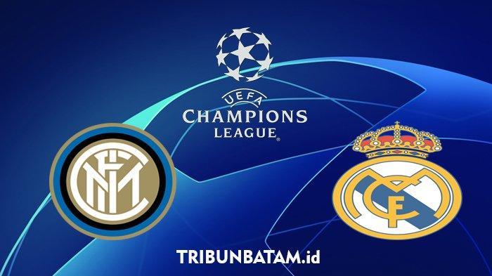Prediksi Susunan Pemain Inter Milan vs Real Madrid di Liga Champions, Joaquin Correa Main