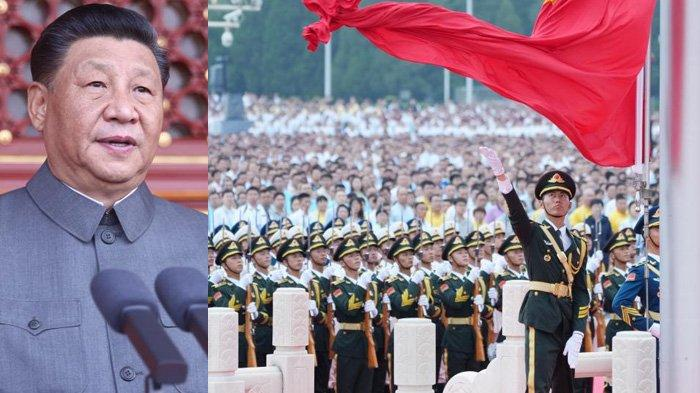 JANGAN PERNAH DITANYA! Inilah Misteri Partai Komunis China Selalu Dirahasiakan ke Publik