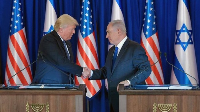 2 Alasan AS Kerap Bela Yahudi, Bukan Rahasia Umum Amerika dan Israel Punya Kedekatan Lebih!