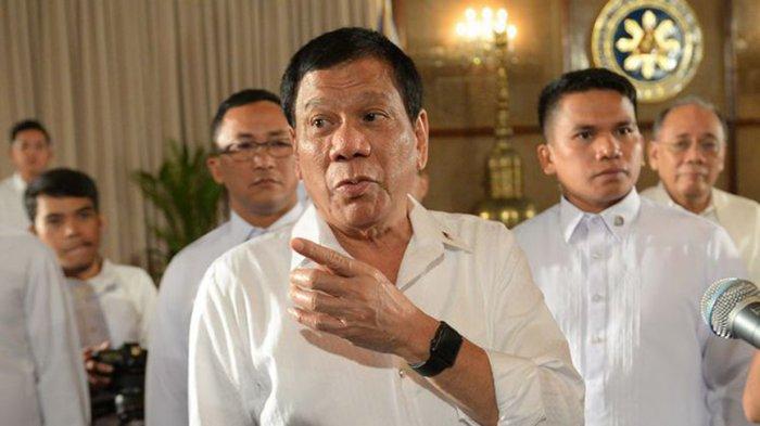 Filipina Lawan China? Duterte Bakal Kirim Kapal Perang ke Laut China Selatan