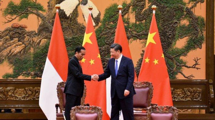 Ini Dia Tiga Mega Proyek yang Ditawarkan Presiden Jokowi kepada Presiden China Xi Jinping