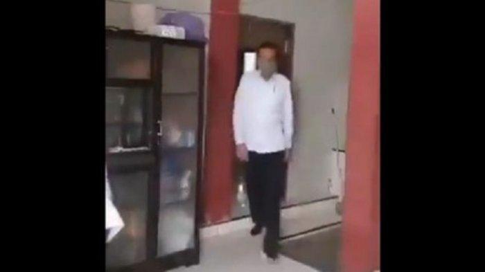 Viral Video Presiden Jokowi Menumpang Toilet di Rumah Warga, Kesigapan Paspampres Jadi Perhatian