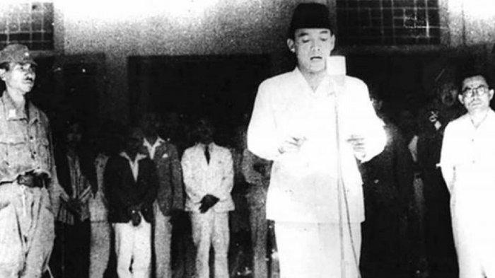Presiden RI Pertama, Ir. Soekarno