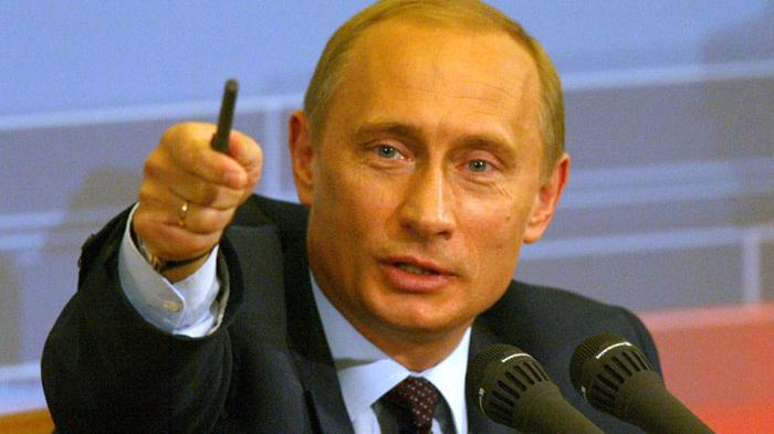 Presiden Rusia Murka, Ancam Tenggelamkan Kapal Perang Inggris di Krimea