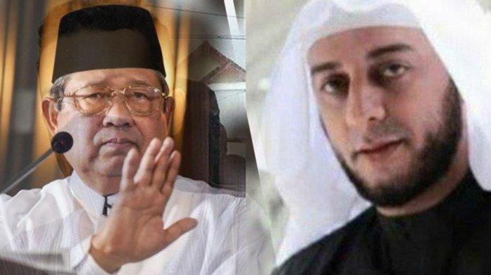 Hadiah yang Diberikan SBY Bikin Syekh Ali Jaber Kaget, Berharap Indonesia Berkah