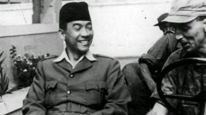 Namanya Barisan Terate! Inilah Pengawal Paling Kontroversial Soekarno-Hatta Selama di Yogya!