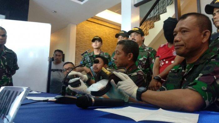 TKI yang Ditangkap Tim F1QR IV Tanjungpinang Akui Dapat Order Bawa Sabu Dari Malaysia ke Aceh