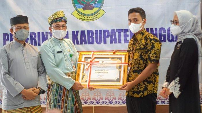 Pemkab Lingga Buat Prestasi dari KPPN Tanjung Pinang Terkait DAK Fisik Semeter I