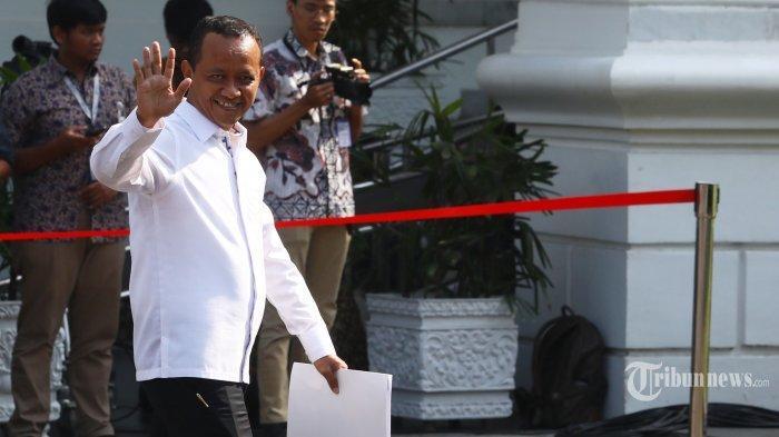 Profil Bahlil Lahadalia, Pernah Jadi Kuli Panggul hingga Dipanggil Jokowi untuk Jadi Menteri