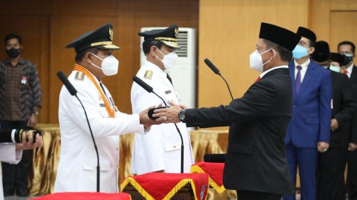 PROFIL Pj Gubernur Kepri Suhajar Diantoro, Putra Karimun Pernah Jabat Rektor IPDN