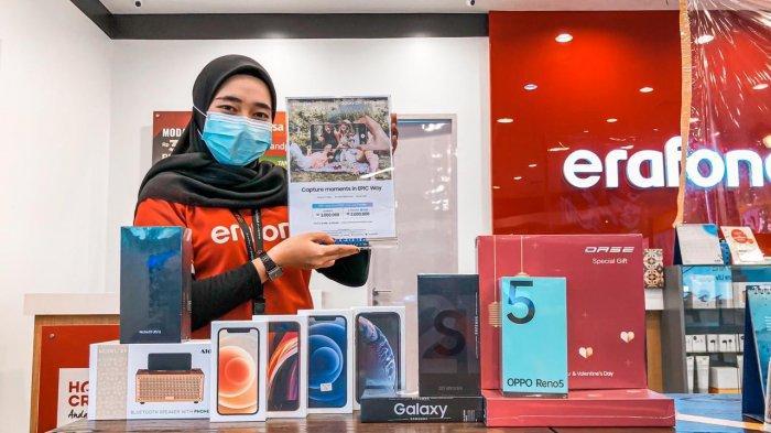 PROMO Erafone Grand Batam Mall, Beli Handphone Gak Pakai Ribet