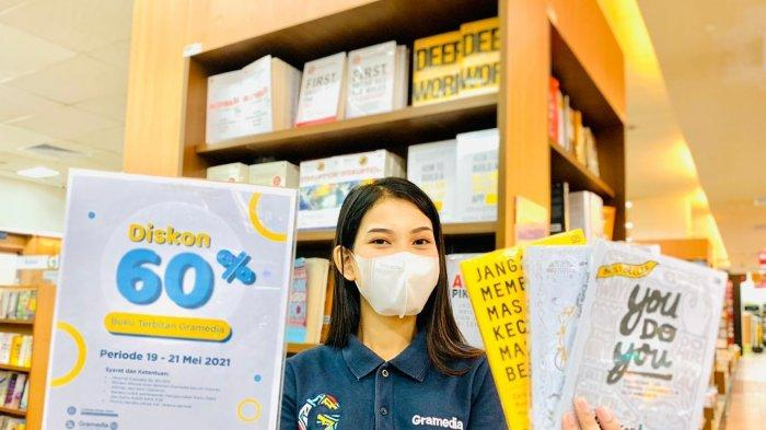 PROMO Gramedia - Beli Buku Lewat Bank BJB Diskon 60 Persen