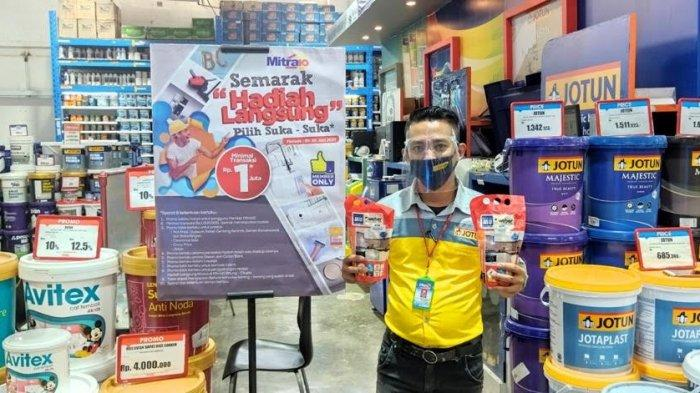 Belanja Senilai Rp 1 Juta di Mitra10 Batam, Pelanggan Dapat Hadiah Langsung