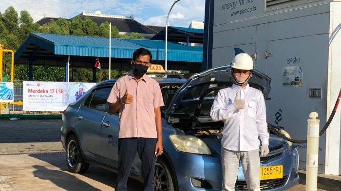 TERMASUK BATAM, Ada Pengisian Gas Gratis Oleh PT PGN Tbk Selama HUT ke-75 RI