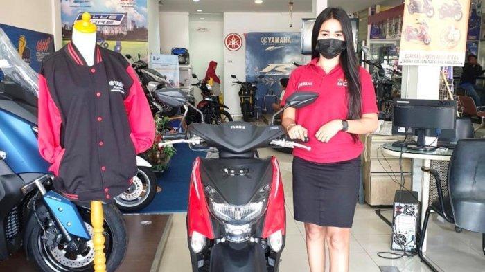 PROMO Yamaha Gear 125 di Batam Akhir Maret 2021, Gratis Jaket Plus Satu Kali Angsuran