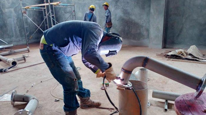 Pengerjaan IPAL di Kawasan Bengkong Hampir Rampung, BP Batam Rencanakan 6 Lokasi Lainnya