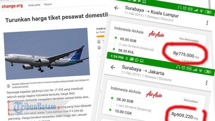 Setelah Tagar #PecatBudiKarya Trending, Menhub Pastikan Turunkan Tarif Batas Atas Pesawat