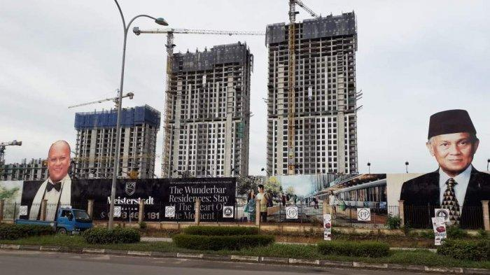 Impian Hj Ainun Habibie Dibalik Pembangunan Pollux Habibie Batam, Gedung Tertinggi di Indonesia