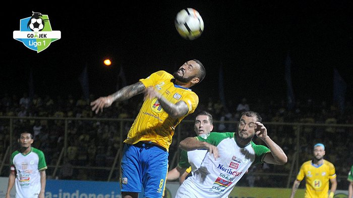 Hasil PS Barito Putera vs PSMS Medan - Terjadi Drama 6 Gol, PSMS Medan Tahan Imbang Barito Putera