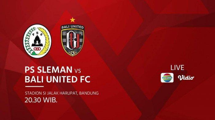 PS Sleman vs Bali United Live Indosiar 20.30 WIB, Dejan Antonic: Kami Sudah Siap!