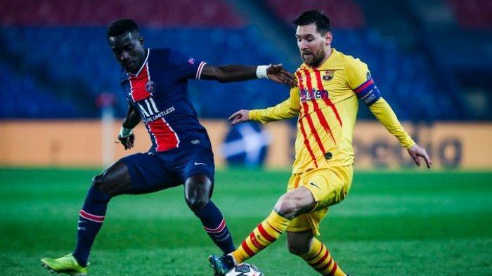 Hasil Liga Champions - Barcelona Tersingkir Usai Ditahan Imbang PSG, Lionel Messi Kalah Agregat 2-5