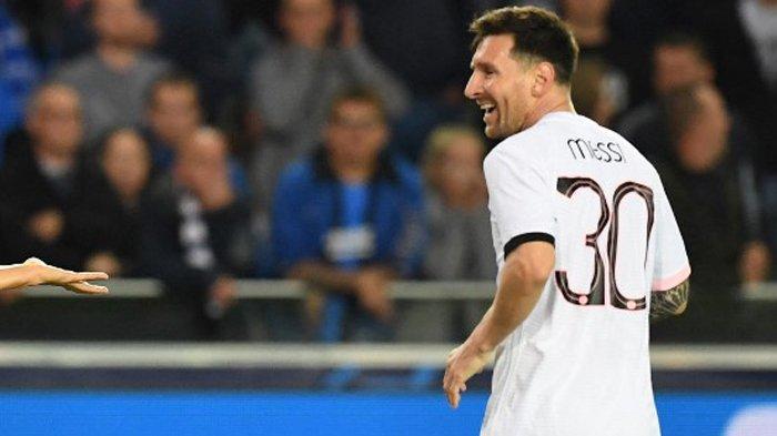 Paris Saint-Germain vs Lyon Kick Off 01.45 WIB Live RCTIPlus, Debut Messi Parc des Princes