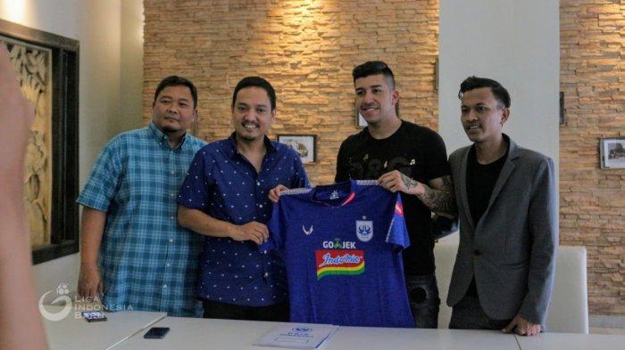 Bursa Transfer Liga 1 2019, PSIS Semarang Datangkan Pemain Asing Baru, Ini Sosoknya