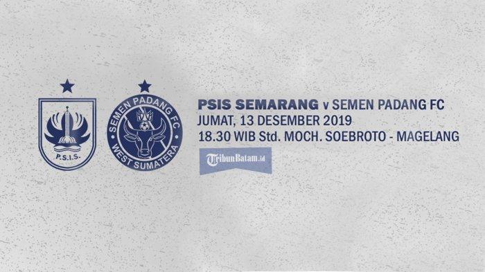 Live Streaming PSIS vs Semen Padang Kick Off Jam 18.30 WIB, PSIS Tak Diperkuat Pemain Andalan