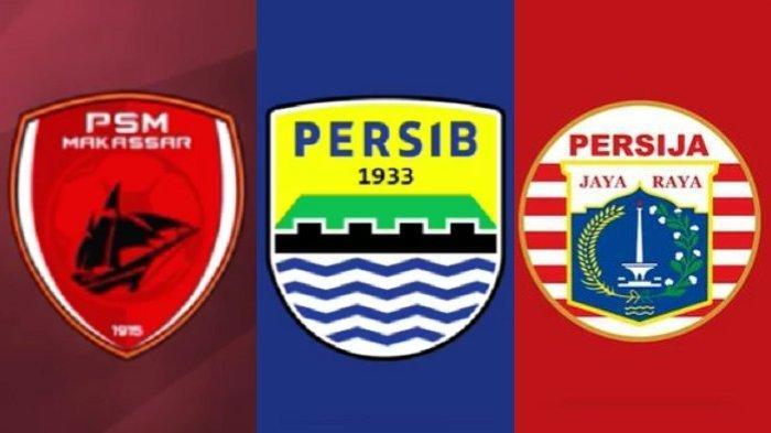 Begini Klasemen Liga 1 Usai Persib dan PSM Kalah, Persija Imbang: Ini Hitung-hitungan Peluang Juara