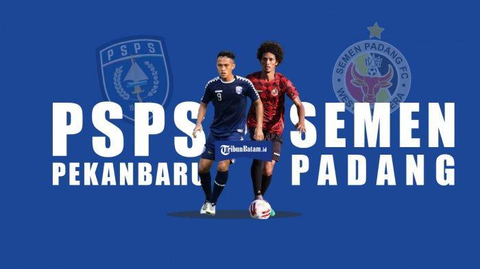PSPS Pekanbaru vs Semen Padang Kick Off Pukul 15.30 WIB, Almeida: Harus Fight dan Kerja Keras