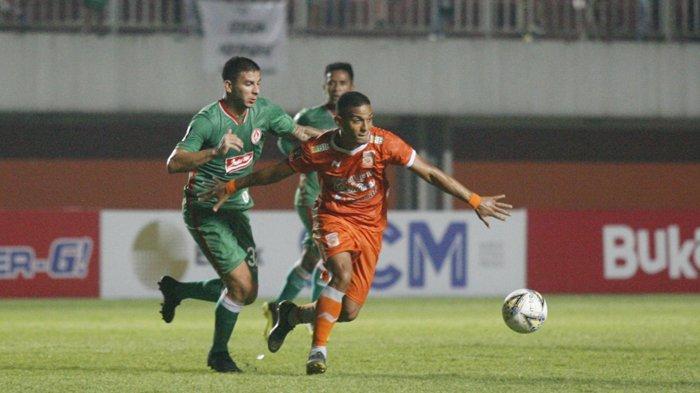 Live Streaming Indosiar PSS Sleman vs Borneo FC Liga 1 2019 via TV Online, Mulai 18.15 WIB