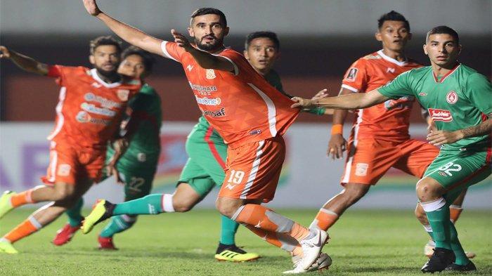 Hasil Liga 1 2019 - Tekuk PSS Sleman 1-0, Borneo FC Geser Madura United di Klasemen Liga 1