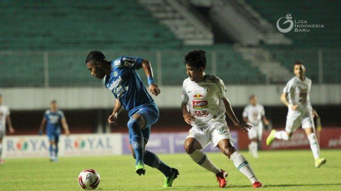 Hasil Semifinal Piala Menpora 2021 - Tahan Imbang PSS Sleman, Persib Bandung Lolos ke Final
