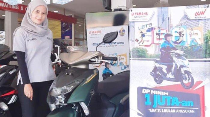 Pembeli Dapat Voucher dan Jaket Setiap Pembelian Yamaha Gear 125