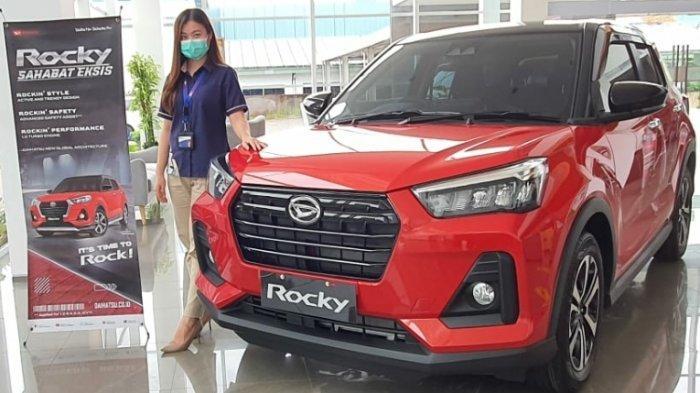 Daihatsu Rocky Siap Mengaspal di Batam, Dijual Mulai  Harga Rp 205,2 Juta