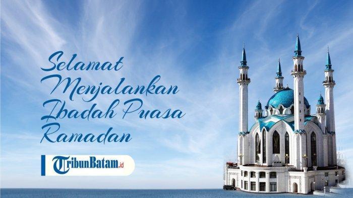 Bacaan Niat Puasa dan Waktu Imsak 1 Ramadhan 1442 H/2021 Kota Batam 04.35 WIB, Subuh 04.45 WIB