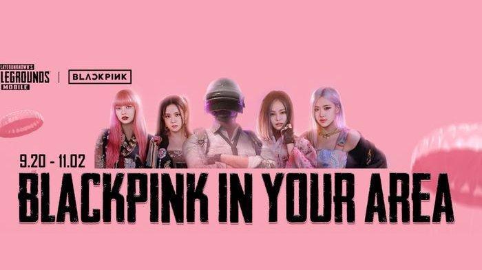 Lagu 'Lovesick Girls' BLACKPINK Sudah bisa Didengar dari Lobi Game PUBG Mobile, Ikut Evennnya