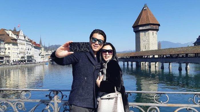 Bulan Madu ke Selandia Baru,Lihat Kemewahan dan Suasana Romantis Kamar Hotel Syahrini & Reino Barack
