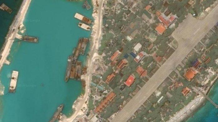 Saat Negara Lain Sibuk Atasi Pandemi Covid-19, China Beri Nama 80 Pulau di Laut China Selatan