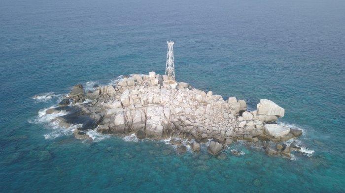 Pulau Tokong Berlayar di Anambas Belum Tersentuh, Padahal Pesona & Eksotis Menjanjikan