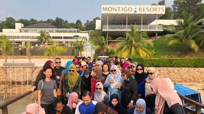 Jembatan Montigo Resort di Nongsa Batam Roboh, Karyawan Resort Pilih Bungkam