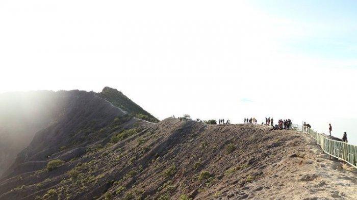 Kisah Sri dan Yansen, Sejoli Tersesat 10 Hari di Gunung Ciremai, Disambar Elang Dikira Sudah Mati
