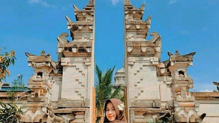 Indahnya Pura Agung Amerta Bhuana, Pura Tertinggi di Batam