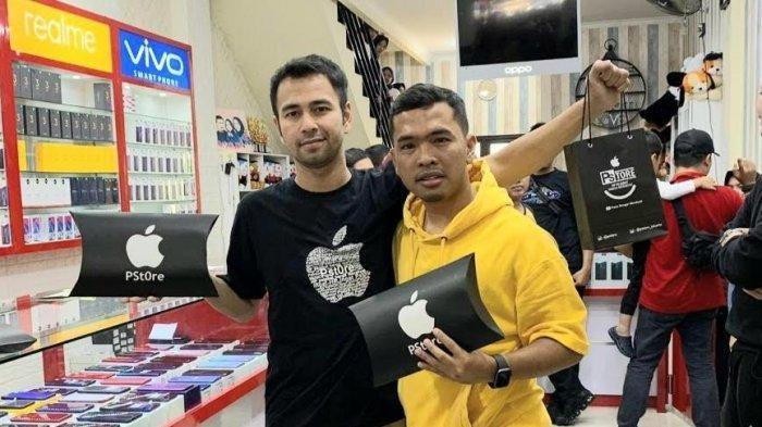 TERUNGKAP Penghasilan Per Hari Putra Siregar, Karyawan PS Store Jadi Saksi Kasus Handphone Ilegal