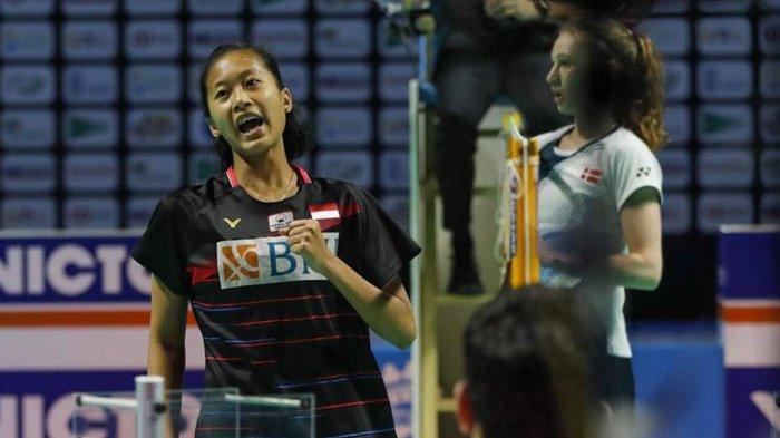 Hasil Lengkap Final Spain Masters 2021, Putri KW Juara Tunggal Putri, Indonesia Raih 4 Gelar Juara